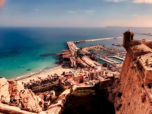Alicante ville de la costa blanca