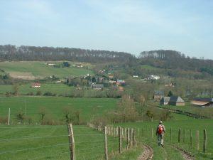 Le village de Bosc eawy parfait pour la ballade