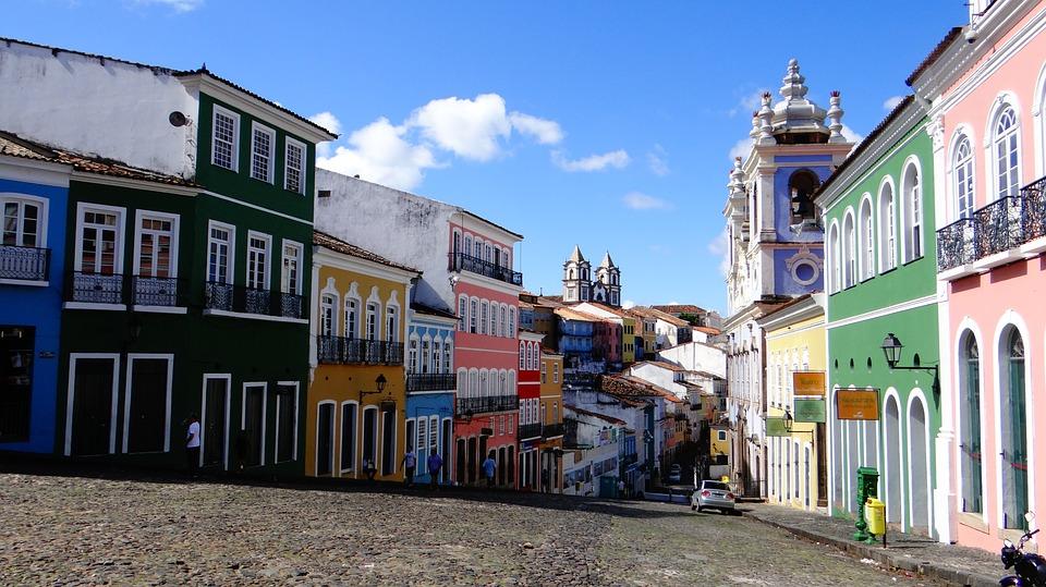 voyager au Brésil.