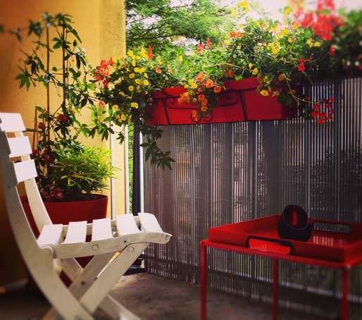 aménagement balcon terrasse paris par paysagiste