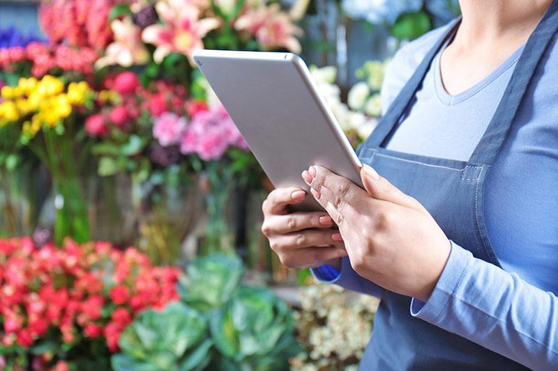 avantages boutiques fleurs en ligne