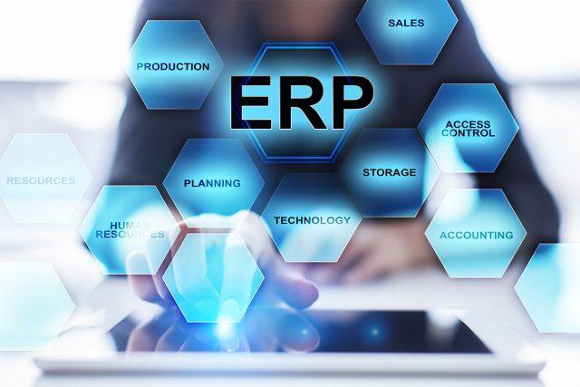 logiciels ERP