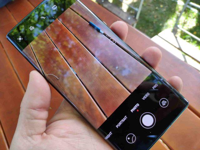 Qualités des images du Huawei P30 Lite