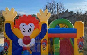 Location de jeux gonflables au sud de la France
