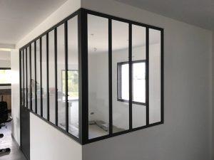 Les raisons d'installer une verrière d'intérieur