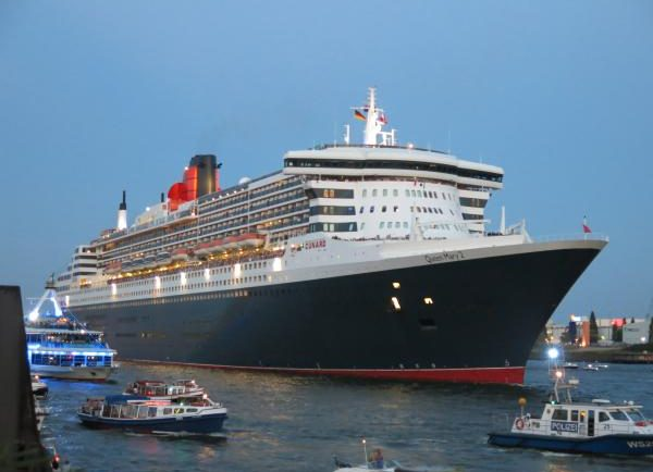 croisière queen mary 2