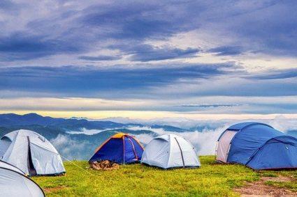 Comment rester au chaud en camping ?
